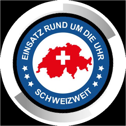 PDR-Team –Schweizweit Einsatz rund um die Uhr